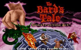 The Bard&#39s Tale Construction Set