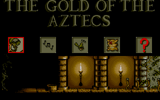 Gold of the Aztecs
