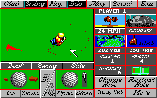 The Ultimate Golf Simulator