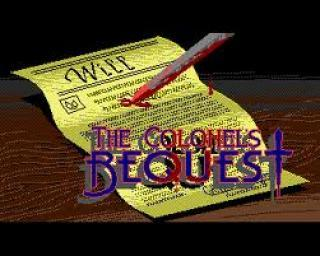 Colonels Bequest