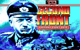 Second Front: Germany Turns East