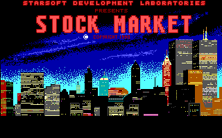 Stock Market: The Game