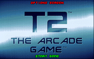 T-2: The Arcade Game