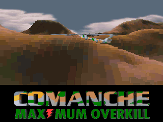 Comanche Maximum Overkill