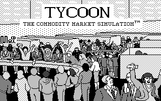 Tycoon: The Commodity Market Simulation