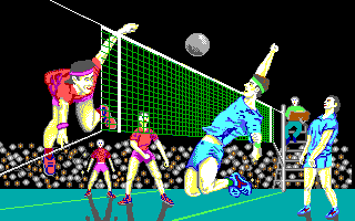 Volleyball Simulator