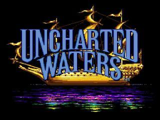 Uncharted Waters 2 - New Horizons