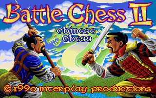 Battle Chess II Chinese Chess