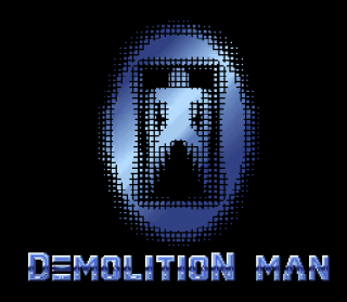 Super Nintendo - Demolition Man
