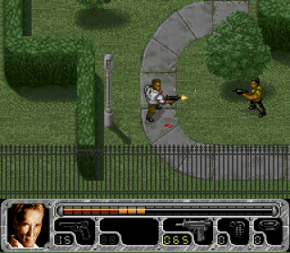 Super Nintendo - True Lies