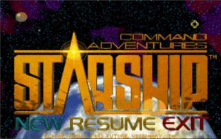 Starship: Command Adventures