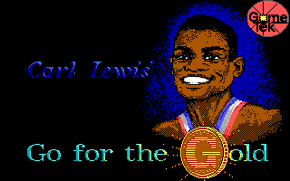 Carl Lewis&#39 Go for the Gold