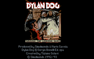 Dylan Dog: Through the Looking
