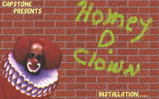 Homey D. Clown
