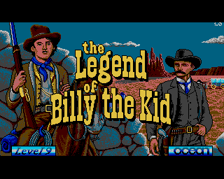 Legend of Billy the Kid