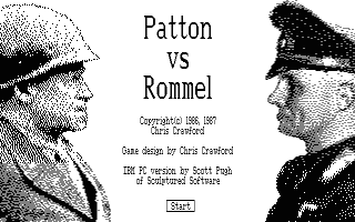 Patton vs Rommel