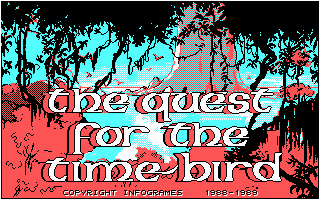Quest for the Time-bird