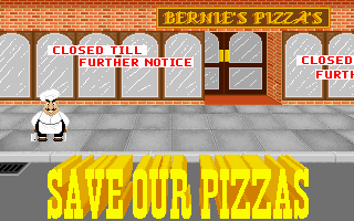Skunny: Save Our Pizzas!