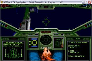 DOS Wing Commander