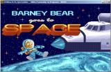 Barney Bear Goes To Space