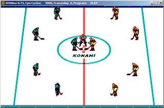DOS Blades Of Steel