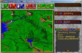 DOS Castles II Siege And Conquest