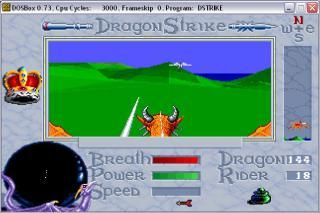 DOS Dragon Strike