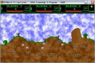 DOS Hell Of Lemmings 2