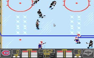 DOS NHL Hockey