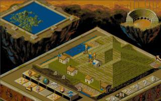 DOS Populous 2 - Trials Of The Olympian Gods