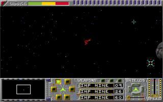 DOS Starship: Command Adventures