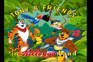 DOS Tony and Friends in Kellogg's Land
