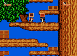 Dendy Chip&#39n Dale Rescue Rangers