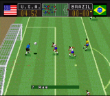 Capcom&#39s Soccer Shootout