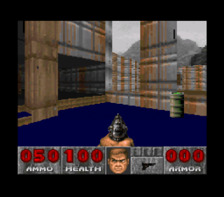 Super Nintendo Doom