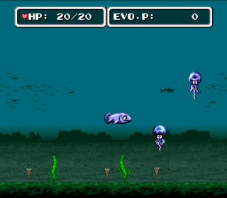 Super Nintendo E.V.O. Search for Eden