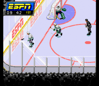 Super Nintendo ESPN National Hockey Night
