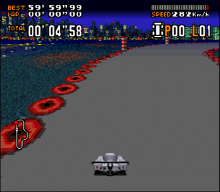 Super Nintendo F1 ROC II - Race of Champions