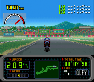 Super Nintendo GP-1