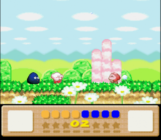 Super Nintendo Kirby's Dream Land 3