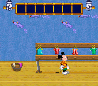 Super Nintendo Mickey&#39s Playtown Adventure - A Day Of Discovery!