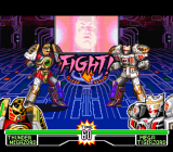Mighty Morphin Power Rangers - The Fighting Edition
