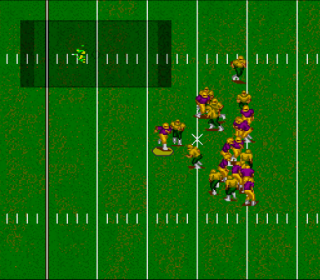Super Nintendo NCAA Football
