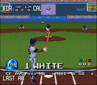 Super Nintendo Sporting News Power Baseball, The