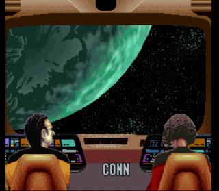 Super Nintendo Star Trek - The Next Generation - Future&#39s Past