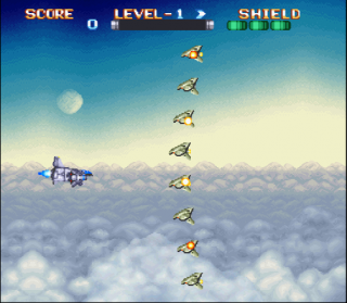 Super Nintendo Super Earth Defense Force