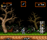 Super Ghouls &#39N Ghosts