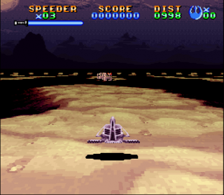 Super Nintendo Super Star Wars - Return of the Jedi