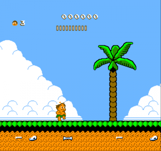 Dendy Adventure Island II