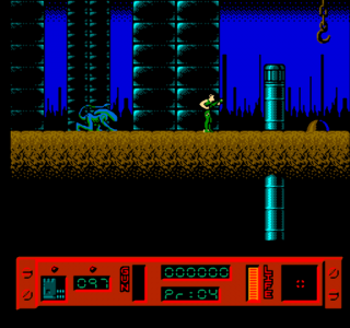Dendy Alien 3